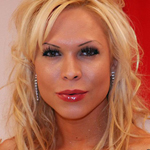 Lana hilton. Hot lustful blonde Latin Tranny!
