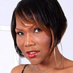 Naomi6.  Hot black twirl with killer curves!